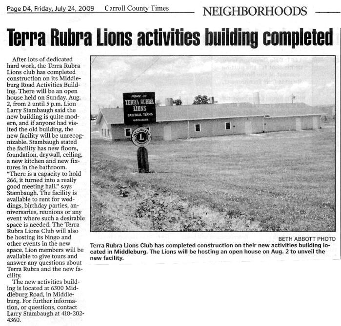 Middleburg Article